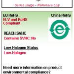 Product Environmental Compliance Information