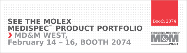 MD&M West – More than just a show for Molex…