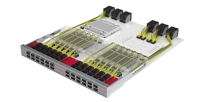 Molex BiPass I/O and Backplane High-Speed Solutions - The Connector