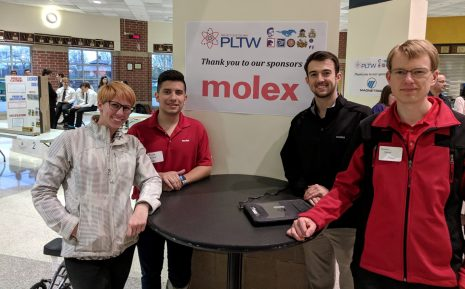 Project Lead the Way (PLTW) Showcase at Neuqua Valley High School